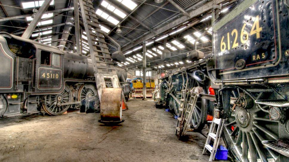 Workshop Facilities Tools Equipment C Vax