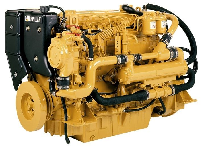 DIESEL ENGINES TO POWER THE WORLD'S BIGGEST AMPHIBIOUS