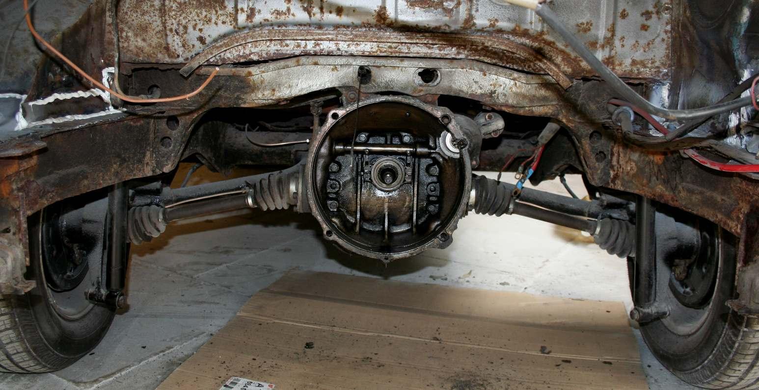 engine gearbox air cooled vw camper kombi van bus van mechanical repairs diy