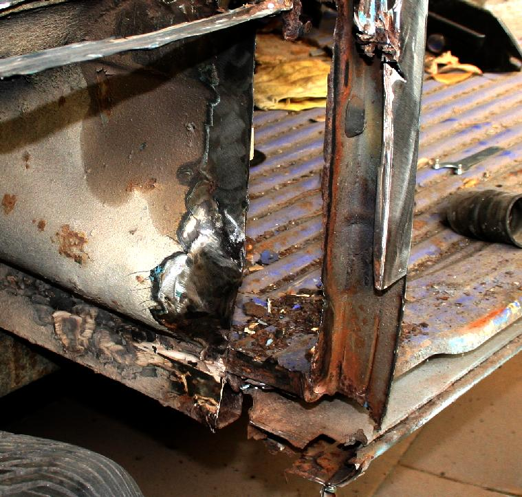 Body Chassis Welding Repairs Mig Tig Metal Inert Gas