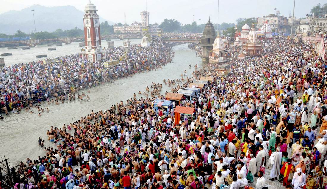 The Holy River: Ganges Top Indian Holidays