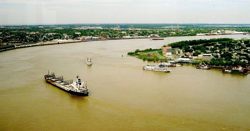 essays on the mississippi river
