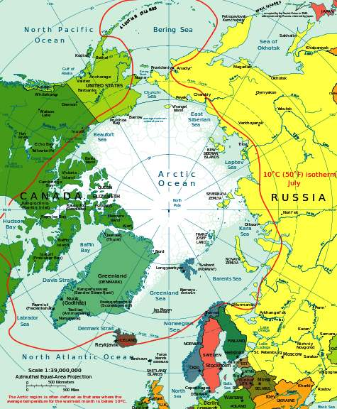 World Map Bering Strait.The Bering Sea And Aleutian Islands