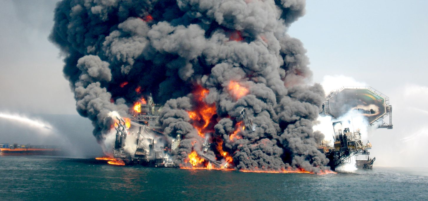 deepwater horizon oil spill cleanup operations immunity court