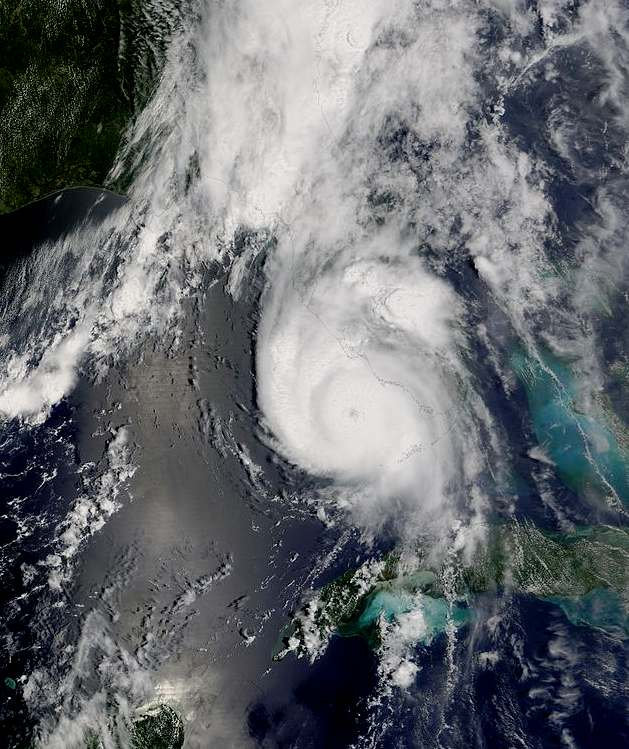 Hurricane Charley August 2004