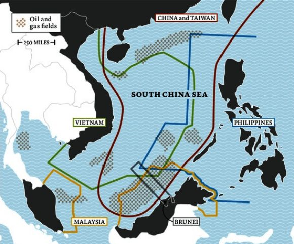 South china sea since opening the south china sea has been the repository of large sediment volumes delivered by the mekong river red river and pearl river gumiabroncs Gallery