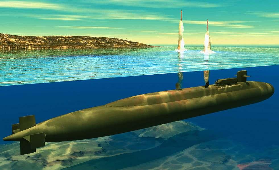 Uss Alabama Ssbn 731 Ohio Class Balistic Missile Nuclear
