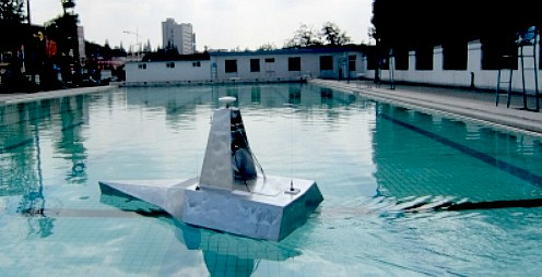 UAV unmanned boat Professor Ma Zhonghi Harbin engineering university, China